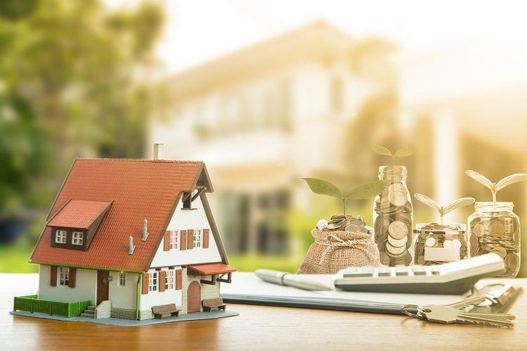 Ilustrasi investasi properti