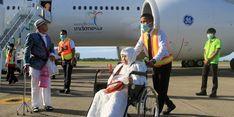Pemerintah Tunjuk Dua Maskapai untuk Layani Penerbangan Haji Tahun Ini