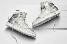 Air Jordan 1 CO.JP Metallic Silver Siap Dirilis, Tertarik?