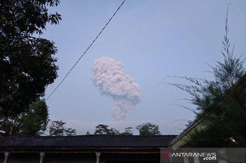 Imbas Erupsi Gunung Merapi, Bandara Adi Soemarmo Solo Ditutup