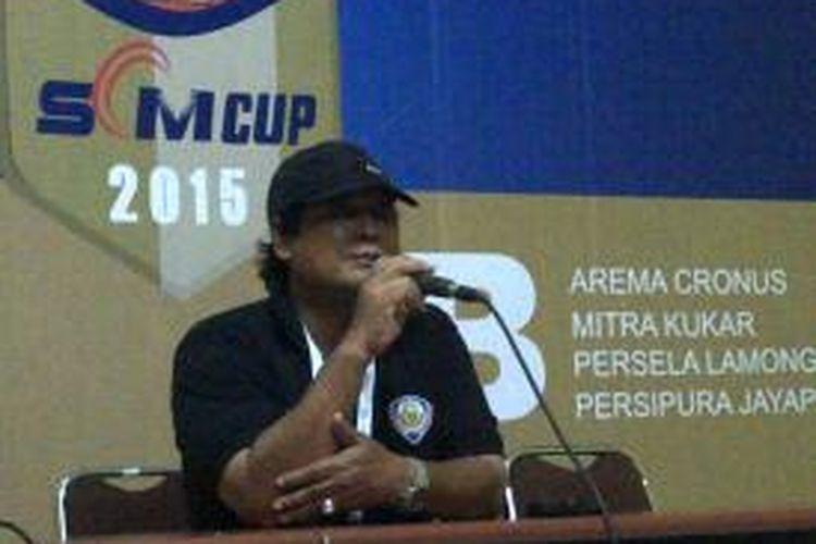 Pelatih Arema Suharno