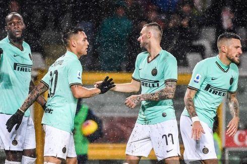 Jadwal Liga Italia Akhir Pekan Ini, Kans Inter Milan Kembali ke Puncak