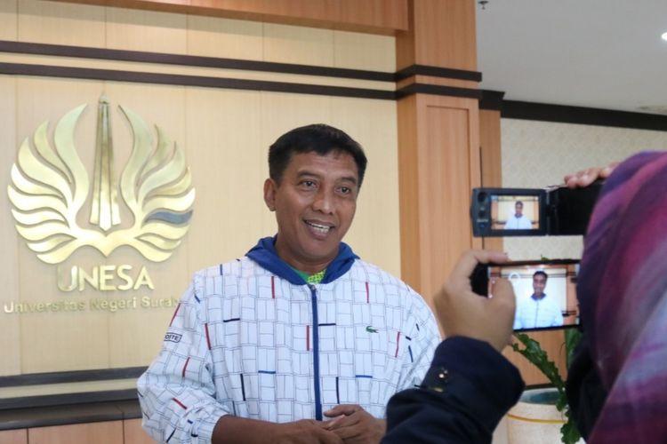 Rektor Unesa, Prof Nurhasan