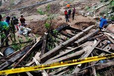 Longsor di Kabupaten Bandung Barat, Anak Tewas Tertimbun Longsor, Ibu Hilang