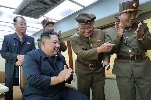 Setelah Menawarkan Bertemu AS, Korea Utara Tembakkan Proyektil