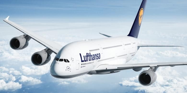 Maskapai Lufthansa
