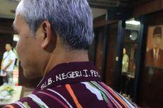 Dukung Peyandang Disabilitas, Ganjar Pakai Batik Karya Siswa SLB
