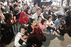 Ketika Anak-anak Pencari Suaka Ikut Bersuara Tolak Dipindahkan dari Trotoar Kebon Sirih