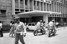 Saat Pertama Kali Polwan Pakai Moge, Warga Jakarta Heboh sampai Bikin Macet