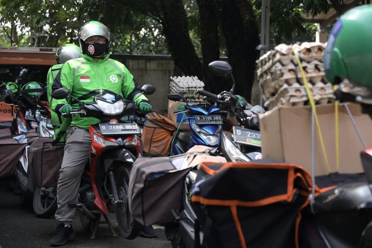 Pendistribusian Bantuan Sosial Provinsi Jawa Barat