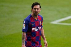 Celta Vigo Vs Barcelona, Lionel Messi cs Punya Masalah di Laga Tandang
