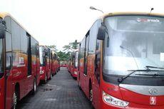 Kejagung Geledah Perusahaan yang Terlibat Pengadaan Bus Transjakarta