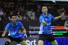 Sepuluh Wakil di Babak Kedua Malaysia Open 2017