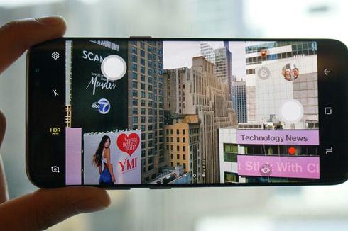 Begini Hasil Jepretan Kamera Galaxy S8