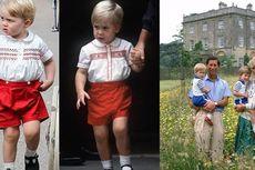 Kesamaan Kate Middleton dan Lady Diana dalam Memilih Pakaian Anak