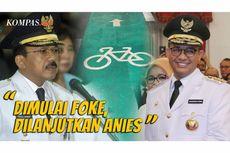 [VIDEO] Jalur Sepeda Jakarta, Dimulai Foke, Dilanjutkan Anies Baswedan