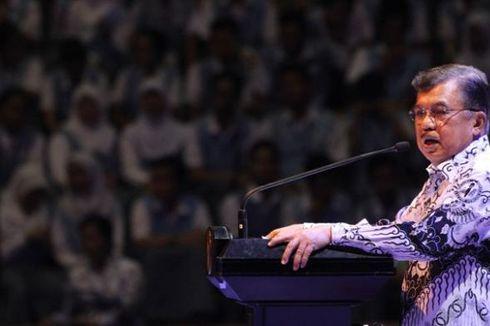 Wapres Jusuf Kalla: Tanpa Kemajuan Ekonomi, Media Tidak Berkembang