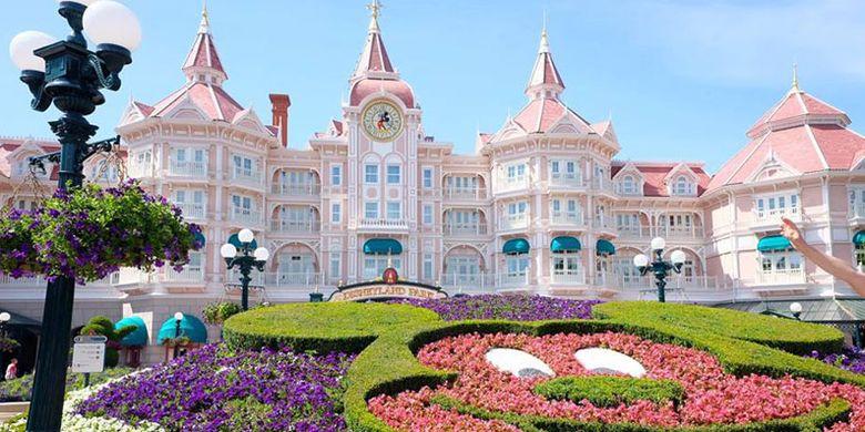 Disneyland Park di Paris, Perancis.
