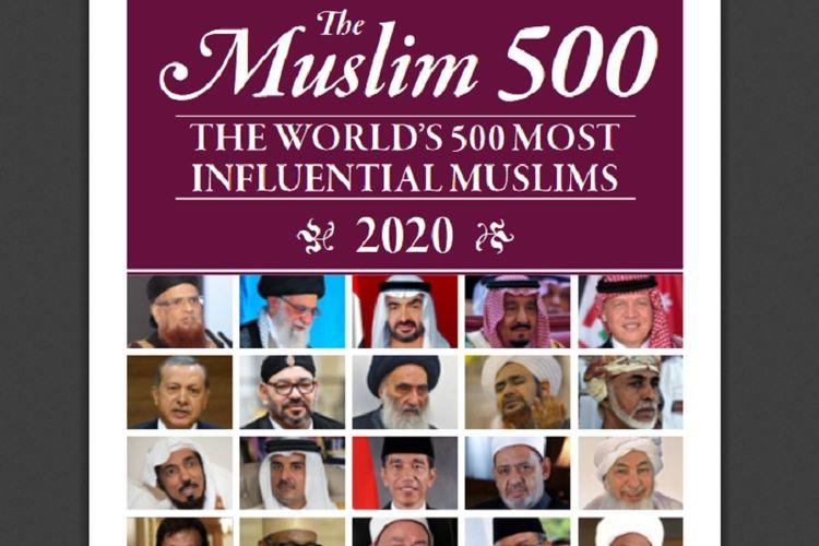 500 tokoh muslim berpengaruh dunia versi Kerajaan Jordania