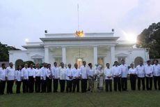 Ketua DPR Ucapkan Selamat kepada Kabinet Kerja Jokowi-JK
