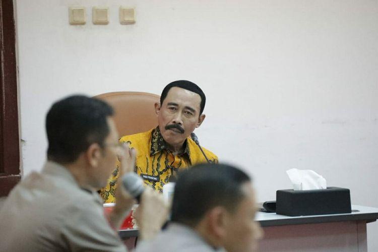 Rektor IPDN Hadi Prabowo. Dok. Humas IPDN Jatinangor/KOMPAS.com
