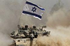 Menang Perang, Garis Batas Israel Meluas Berlipat Ganda, Begini Perkembangannya...
