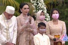 Kalina Menangis Pernikahannya Tak Dihadiri Azka Corbuzier