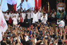 Cara Jokowi Meramal Dukungan Lewat Salaman