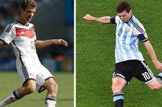 Prediksi Jerman Vs Argentina: Generasi Emas Menebus Janji