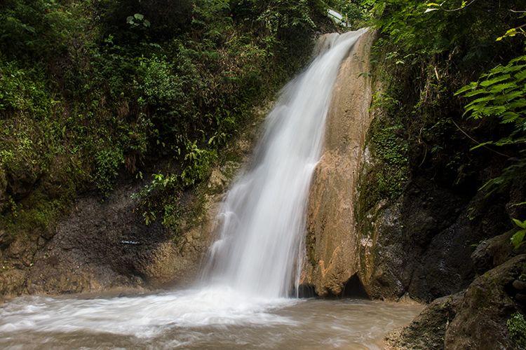 Air Terjun Utama Kedung Pedut.