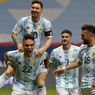 Perjalanan Argentina ke Final Copa America 2021, Messi di Ambang Rekor