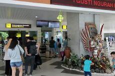 Bandara Lombok Ditutup karena Erupsi Rinjani, 6 Penerbangan dari Bali Dibatalkan