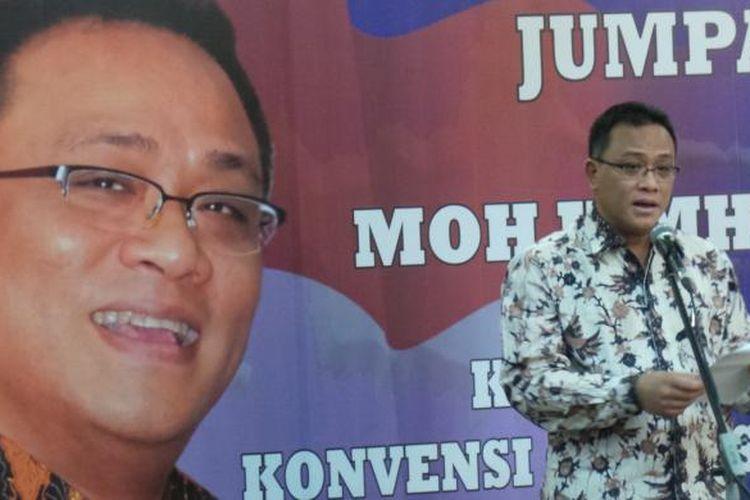Kepala Badan Nasional Penempatan dan Perlindungan TKI (BNP2TKI) Jumhur Hidayat.