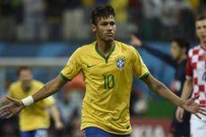 Marcelo Cetak Rekor, Neymar Bersinar pada Laga Perdana