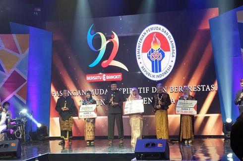 Bertepatan dengan Hari Sumpah Pemuda, Kemenpora RI Umumkan Pemenang Pasangan Muda Inspiratif dan Berprestasi