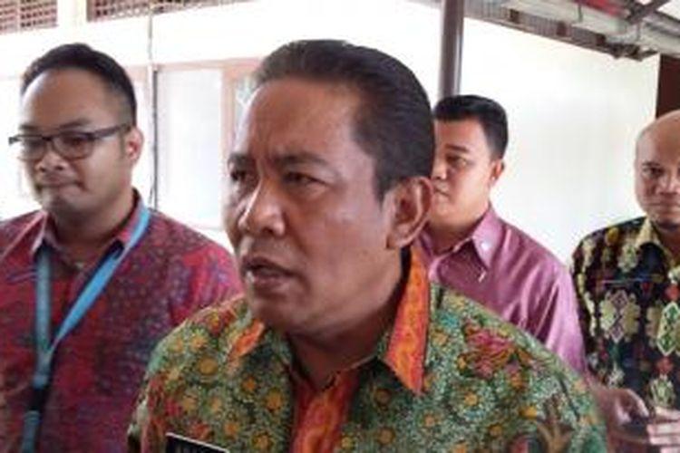 Komisaris Jenderal Anang Iskandar, saat ditemui di Gedung Badan Narkotika Nasional, Jakarta Timur, Jumat (4/9/2015).