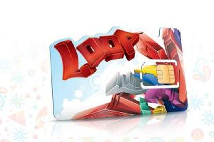 Loop, produk baru Telkomsel yang menyasar pengguna remaja.