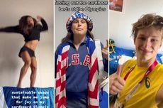 TikTok Jadi Sarana Melihat dari Balik Layar Atlet Olimpiade Tokyo 2020
