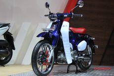 Harga Honda Super Cub C125 Tembus Rp 64 Juta