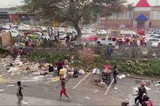Kerusuhan di Afrika Selatan Picu Darurat Pangan dan Bahan Bakar