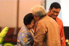 Romantisme Ala Megawati dan Taufiq Kiemas