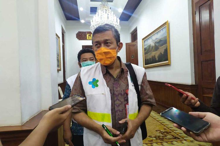 Ketua Tim Rumpun Tracing Gugus Tugas Covid-19 Pemprov Jawa Timur, Kohar Hari Santoso
