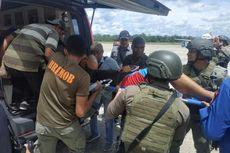 Anggota Brimob di Nduga Papua Ditembak KKB Saat Buang Sampah, Berlindung di Balik Mesin Molen