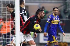 Theo Hernandez Lampaui Produktivitas Penyerang Beken AC Milan