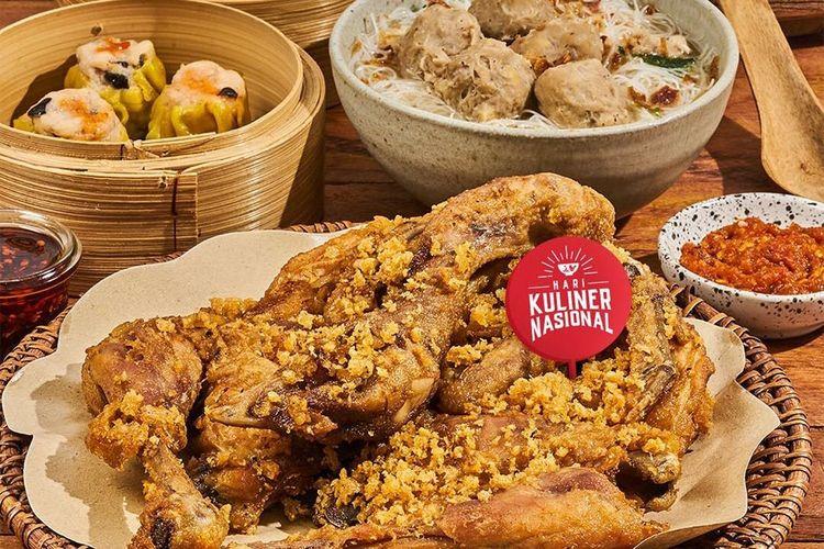Gofood Adakan Hari Kuliner Nasional Diskon Makanan Sampai 70 Persen