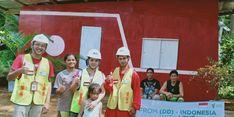Bantu Penyintas Gempa Filipina, Tim Dompet Dhuafa Bangun Huntara