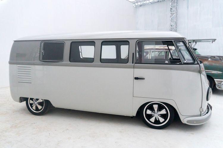Restorasi VW Barndoor 1952