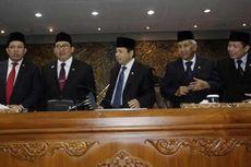 Rapat Paripurna Ditunda Tiba-tiba, Pimpinan DPR Ingin Hadang Kasus Novanto?