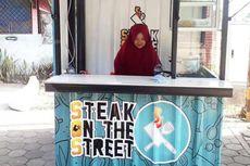 Mengintip Peluang Bisnis Steak di Pinggir Jalan