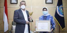Tangsel Raih Anugerah Parahita Ekapraya, Walkot Benyamin: Ini Bentuk Komitmen Wujudkan Kesetaraan Gender
